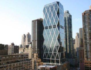 Heast Tower toa nha cao tầng kết cấu thép (1)