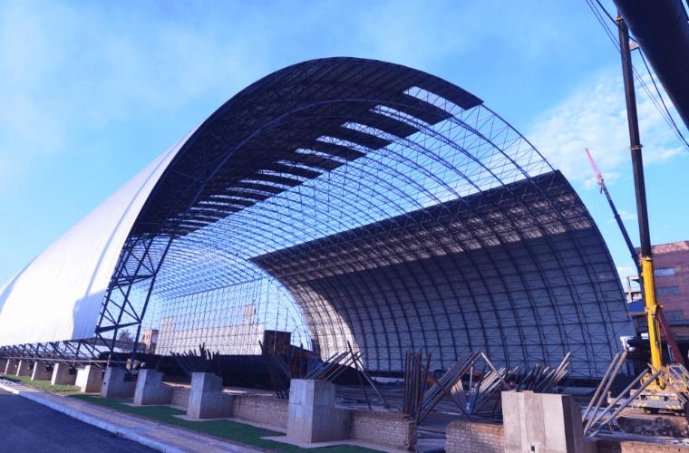 kết cấu giàn không gian Worldsteel (1)