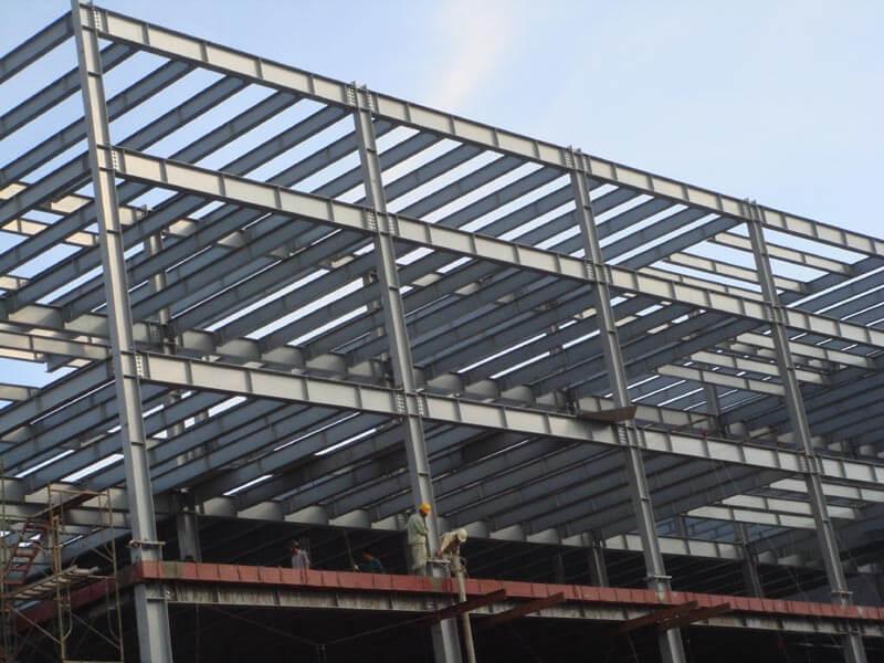 Kết cấu khung thép chiu lực | kết cấu thép | Worldsteel Group