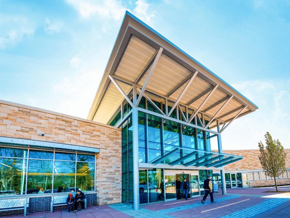 Thư viện kết cấu thép chi nhánh Elkridge
